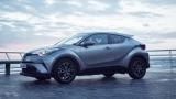 Toyota почала прийом замовлень на гібридний кросовер C-HR