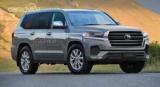 Премьеру Toyota Land Cruiser 300 снова перенесли