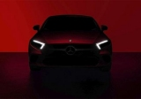 Mercedes-Benz показав тізер CLS за тиждень до прем'єри