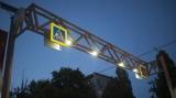 Оголошено список пішохідних переходів Києва, які отримають сенсорне освітлення