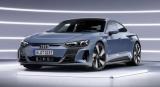 Новый седан Audi e-tron GT сделали из Porsche