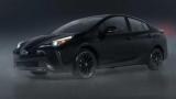 Гибрид Toyota Prius получил в США черную спецверсию Nightshade