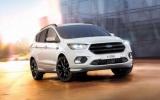 В Україну привезли «ювілейний» Ford Kuga