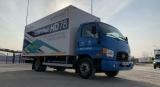 В России начали выпускать «экономичную» версию грузовика Hyundai HD78