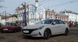 Удар по глазам: первый тест-драйв новой Hyundai Elantra
