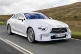 У нового Mercedes CLS будуть потужні двигуни