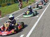 Первое и второе место выиграли гонщики команды «Лидер»