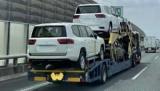 Огромный внедорожник Toyota – теперь на видео
