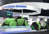 Toyota привезе в Токіо гумовий концепт-кар