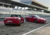 Компанія Porsche представила «заряджені» версії Porsche 718 Boxster і Cayman