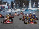 Блистательная победа гонщиков «Лидера» на 1 этапе Чемпионата Украины по картингу