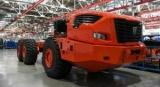 КамАЗ показал построенный назло БелАЗу огромный грузовик «Геркулес»