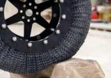 У NASA розробили новий тип сверхупругих шин