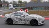 Нові Toyota Supra і BMW Z4 помічені на Нюрбургринзі