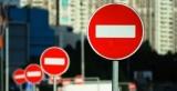 Обмеження руху транспорту на Бессарабській площі